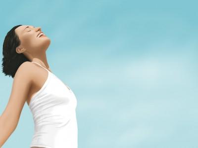 Aναπνέω καλά σημαίνει, έχω μεγαλύτερη αντοχή, πνευματική διαύγεια, αλλά κοιμάμαι και καλύτερα
