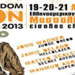 Comicdom Con Athens 2013