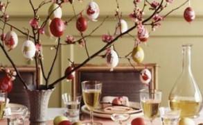 Πώς να διακοσμήσουμε το Πασχαλινό τραπέζι!