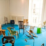 Martino Gamper: 100 καρέκλες σε 100 ημέρες. Μια Πλατωνική ερμηνεία