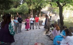 Αθήνα – Δελφοί, Απρίλιος 2013: Συμμετοχή του InspireYourLife σε διάλογο πνευματικής αφύπνισης