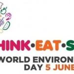 """""""Think.Eat.Save"""": το θέμα της φετινής Παγκόσμιας Ημέρας Περιβάλλοντος"""