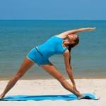 Εμπνεύστε ψυχή και σώμα με… άσκηση στην άμμο!
