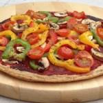 Λαχταριστή πίτσα χωρίς γλουτένη!
