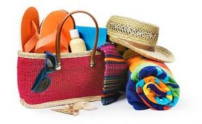 Τί θα χρειαστούμε για τη βαλίτσα των διακοπών!