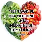 Ο τρόπος της διατροφής μας, μας δίνει τροφή για… σκέψη!