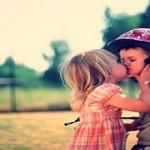 Η αξία ενός φιλιού