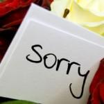 """""""Γιατί να ζητήσω συγνώμη;"""""""
