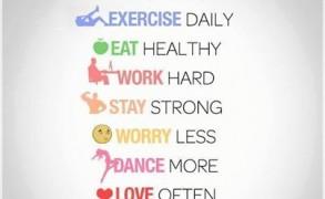 Εννιά καθημερινές συνήθειες για έναν καλύτερο εαυτό!