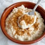 Μία γεύση από τα παλιά: Ρυζόγαλο… στην πιο υγιεινή εκδοχή του!