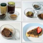 Κρέμα φουντουκιού με ταχίνι