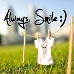 """""""Απλώστε"""" το καλύτερό σας χαμόγελο!"""