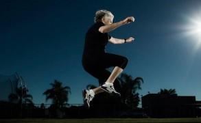 95χρονη αθλήτρια με 30 παγκόσμια ρεκόρ