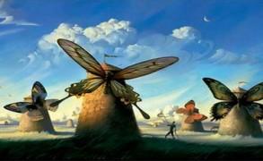 Πού κατοικεί η φαντασία;