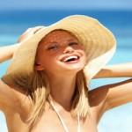 Δέκα συμβουλές για ένα λαμπερό δέρμα το καλοκαίρι