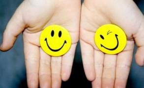 """""""Η ευτυχία είναι πάντα διαθέσιμη!"""""""