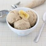 Vegan παγωτό μπανάνα – φυστικοβούτυρο