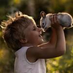 Λιγότερες αλλεργίες για παιδιά που έχουν επαφή με ζώα