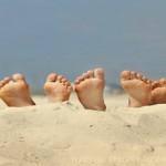 Απολέπιση ποδιών και φυσική προστασία απο τους μύκητες