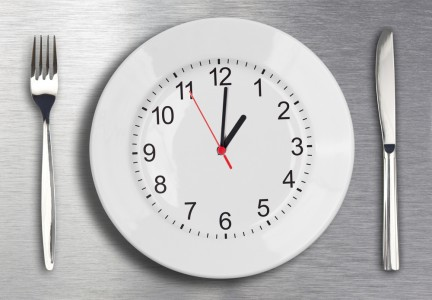 Eat-Slower-Clock