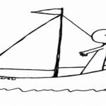 'Εστω ότι η ζωή σου είναι ένα καράβι και εσύ ο καπετάνιος…