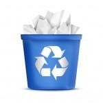 Τα λάθη της ανακύκλωσης: Τι δεν πρέπει να πετάμε στους μπλε κάδους