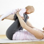 Άσκηση για νέες μητέρες