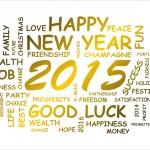 Ευτυχισμένο το 2015!