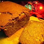 Spicy Cake for Christmas