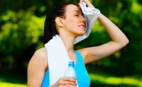 Ναι ή όχι στο νερό την ώρα της άσκησης;