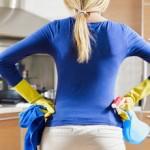 9 δουλειές σπιτιού που καίνε 100 θερμίδες
