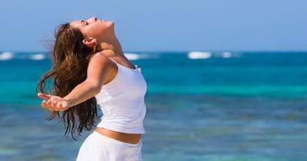 Πρόγραμμα αποτοξίνωσης: ξεκινήστε από την αναπνοή!