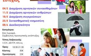 Σεμινάρια Believe In You: Ικανότητες Υγείας και Ευτυχίας