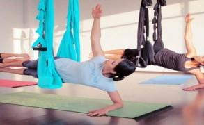 Γιατί να επιλέξω την άσκηση με κούνιες