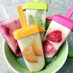 Γρανίτα Ξυλάκι με Φρέσκα Φρούτα