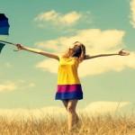 Ευτυχία είναι … να είσαι καλά με τον εαυτό σου