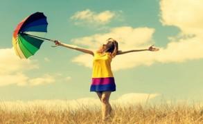 Η ευτυχία δεν είναι ο σκοπός αλλά το μέσο της ζωής