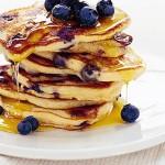 Pancakes με κινόα