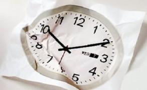 Μη σπαταλάς τον πολύτιμο χρόνο σου με βλακείες…