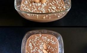 Κρέμα σοκολάτα με 2 υλικά! (Vegan)