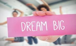 Γιατί φοβάσαι να ονειρεύεσαι;