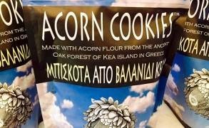 Μπισκότα βελανιδιού, I love acorn