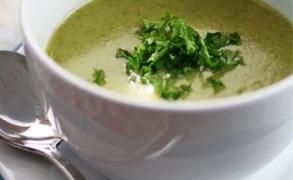 Σούπα Μπρόκολο