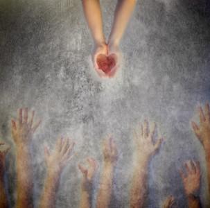 by Bernice Pipa Give Love.