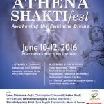 Athena SHAKTI fest.  Awakening the Feminine Divine